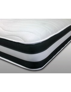 Deluxe Beds Air Flow Memory Pocket 1000 Single Mattress