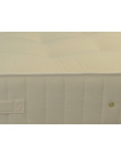 Deluxe Beds Cotton Pocket 2000 Continental Double Mattress
