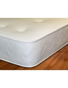 Deluxe Beds Memory Flex Continental Single Mattress