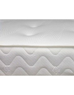 Deluxe Beds Memory Flex Small Double Mattress