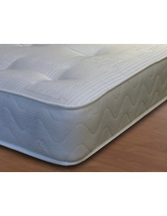 Deluxe Beds Memory Flex Orthopaedic Extra Long Single Mattress