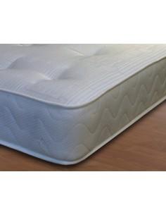 Deluxe Beds Memory Flex Orthopaedic Single Mattress
