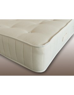Deluxe Beds Natural Orthopaedic Firm Single Mattress