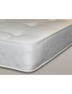 Deluxe Beds Super Damask Extra Long Double Mattress