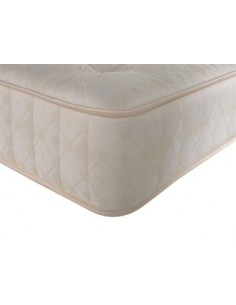 Shire Beds Elizabeth Tufted Single Mattress