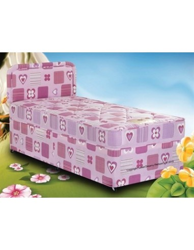 Visit Bed Star Ltd to buy Sweet Dreams Hearts Small Single Mattress at the best price we found