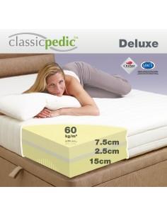 Memory Foam Warehouse Classicpedic Deluxe Memory Foam King Size Mattress