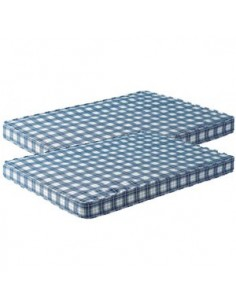 Star-Ultimate 2 x Value Bunk Bed Single Mattress