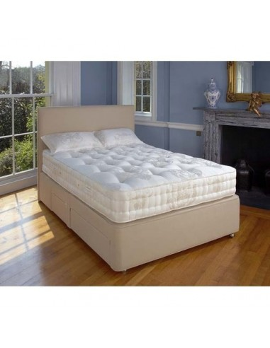 Visit Bed Star Ltd to buy Relyon Marlborough Medium King Size Mattress at the best price we found