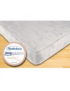 Simmons Beds Sleep Solutions Revitalife 1500 Double Mattress