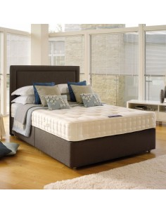 Hypnos Luxury with Silk Double Mattress