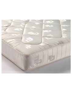Snuggle Damask Quilt Single Mattress