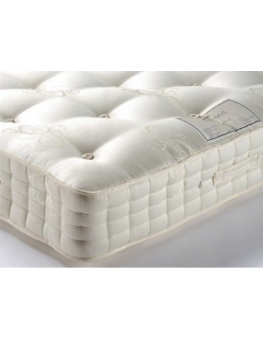 Visit 0 to buy Hypnos Princess Firm King Size Mattress at the best price we found