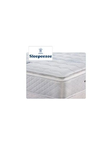 Visit Mattress Online to buy Sleepeezee Select Visco 1000 Small Double Mattress at the best price we found