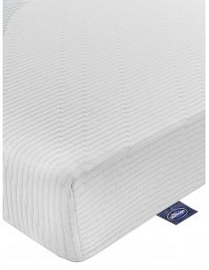 Silentnight 3 Zone Memory Foam Rolled Double Mattress