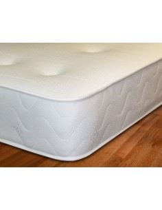 Deluxe Beds Memory Flex Large Single Mattress