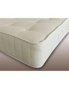 Deluxe Beds Natural Orthopaedic Firm Large Single Mattress