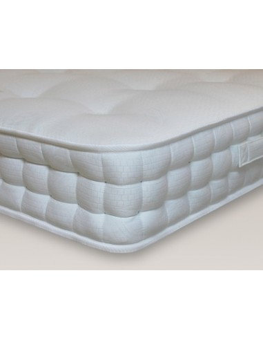 Visit 0 to buy Deluxe Beds Rennes 1000 Large Single Mattress at the best price we found
