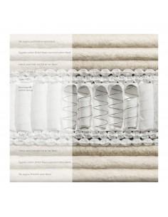 John Lewis Natural Collection Silk 14000 Super King Mattress