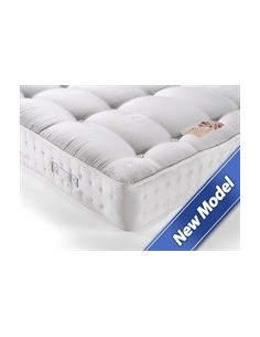 British Bed Company Baron Single Mattress