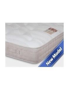 British Bed Company Cotton Pocket 1200 Chenille Single Mattress