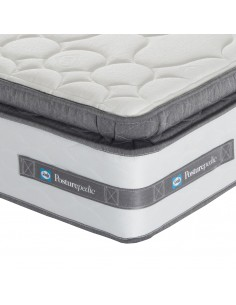 Sealy Alexander Zoned Double Mattress