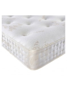 Aspire Furniture Anti Static Bambo Super King Mattress