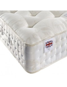 Aspire Furniture Elizabeth Royal 2000 Small Double Mattress