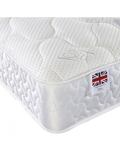 Aspire Furniture Silk Sensation Small Single Mattress