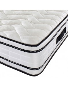Aspire Furniture Snooze Pocket 1000 Super King Mattress