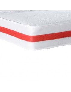 Sports Therapy Gel Adjustable 22cm Single Mattress