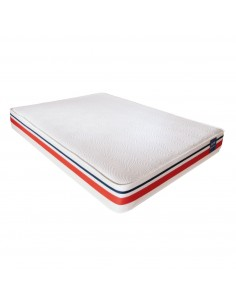 Sports Therapy Memory 23cm King Size Mattress
