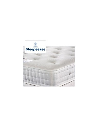 Visit Bed Star Ltd to buy Sleepeezee Backcare Luxury 1400 King Size Mattress at the best price we found