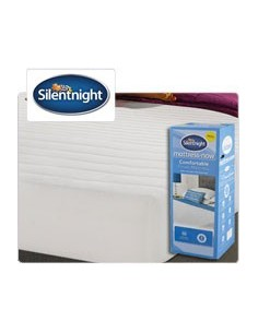 Silentnight Comfortable Foam Sleep Single Mattress