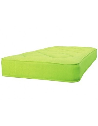 Visit Kiddies Kingdom to buy Kidsaw Coloured Sprung Green Single Mattress at the best price we found