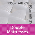 Save money by comparing mattress prices on double mattresses