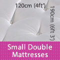Save Money by comparing prices on small double mattresses
