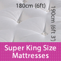Compare to find best prices on super king mattresses